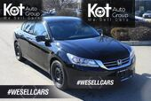 2014 Honda Accord Sedan Touring HEATED SEATS! SUNROOF! LEATHER,NAVIGATION! TWO SETS OF TIRES!