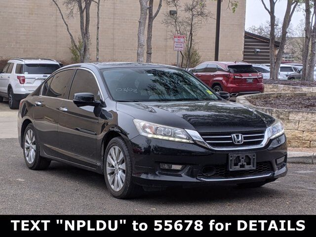 2014 Honda Accord Sedan Touring San Antonio TX