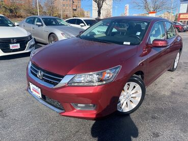 2014_Honda_Accord Sedan_Touring_ Worcester MA