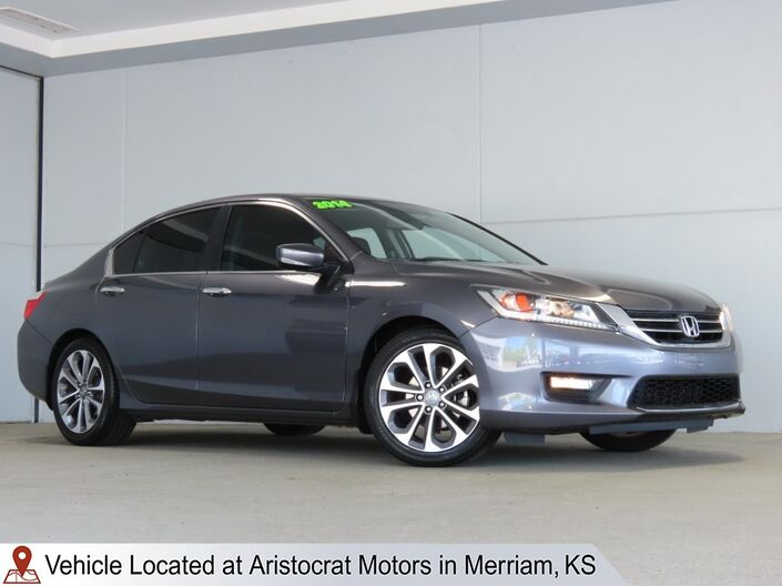 2014 Honda Accord Sport Merriam KS