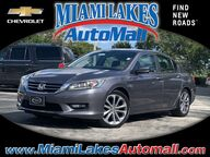 2014 Honda Accord Sport Miami Lakes FL