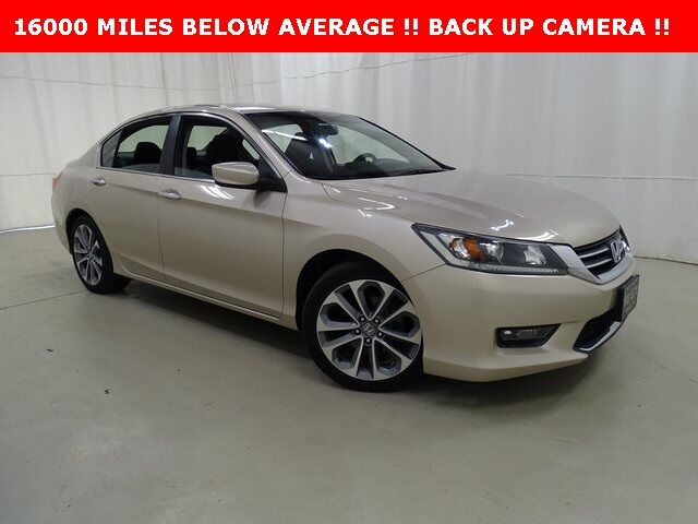 2014 Honda Accord Sport Raleigh NC