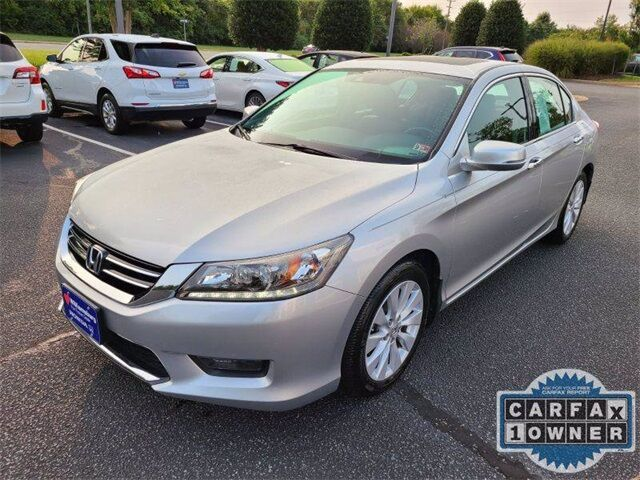 2014 Honda Accord Touring Williamsburg VA