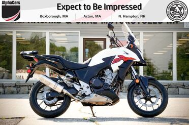 2014_Honda_CB500X__ Boxborough MA