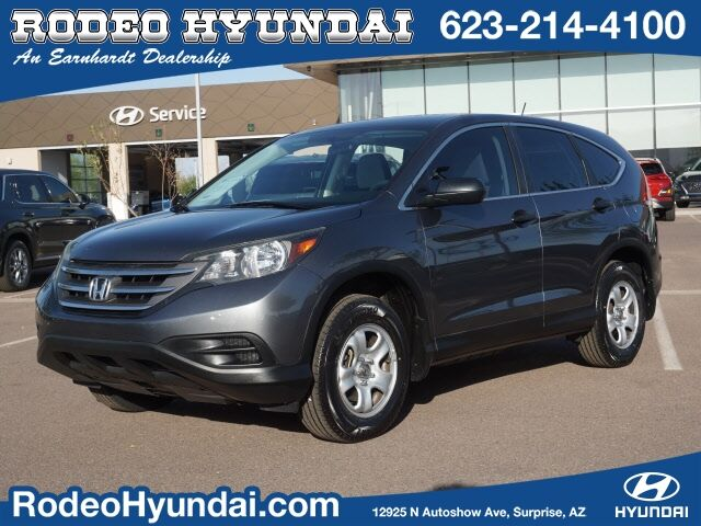 2014 Honda CR-V 4d SUV AWD LX Surprise AZ