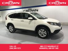 2014_Honda_CR-V_AWD 5dr Touring_ Winnipeg MB