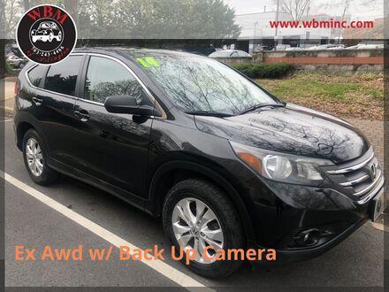 2014_Honda_CR-V_AWD EX_ Arlington VA