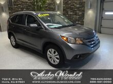 2014_Honda_CR-V AWD EX-L__ Hays KS