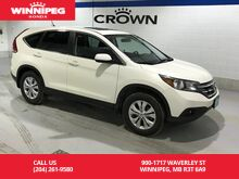 2014_Honda_CR-V_AWD/EX/Sunroof/Heated seats_ Winnipeg MB