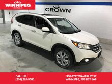 2014_Honda_CR-V_AWD/Touring/One owner/Lease return_ Winnipeg MB