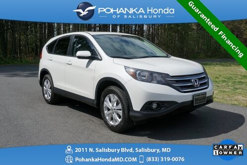 2014_Honda_CR-V_EX  ** W / Sunroof **_ Salisbury MD