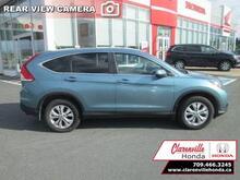 2014_Honda_CR-V_EX   AWD - Hitch -  Sunroof -   Fog Lights - $127 B/W_ Clarenville NL