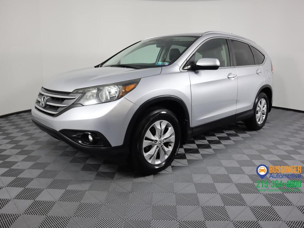 2014 Honda CR-V EX-L - All Wheel Drive Feasterville PA