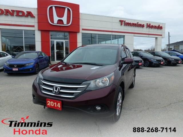2014 Honda CR-V EX-L Timmins ON