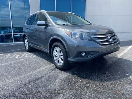2014_Honda_CR-V_EX-L AWD ** LEATHER & SUNROOF ** ONE OWNER **_ Salisbury MD
