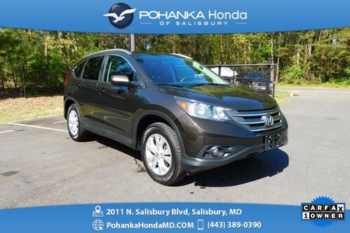 2014_Honda_CR-V_EX-L AWD ** NAVI & SUNROOF ** ONE OWNER **_ Salisbury MD