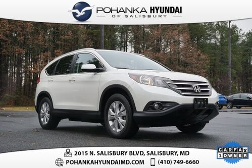2014_Honda_CR-V_EX-L **ONE OWNER**_ Salisbury MD