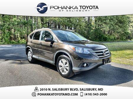 2014_Honda_CR-V_EX-L_ Salisbury MD