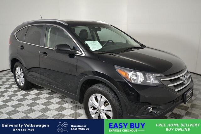 2014 Honda CR-V EX-L Seattle WA
