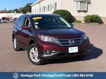 2014 Honda CR-V EX-L South Burlington VT