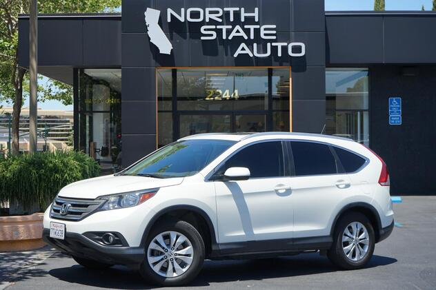2014_Honda_CR-V_EX-L_ Walnut Creek CA
