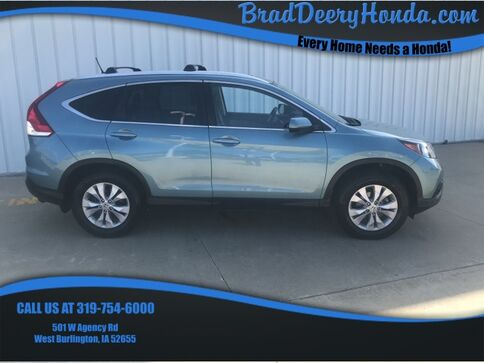 2014_Honda_CR-V_EX-L_ West Burlington IA