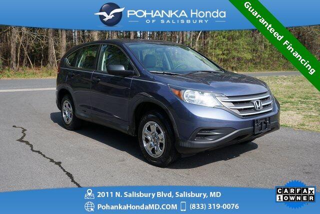 2014 Honda CR-V LX * Guaranteed Financing ** Salisbury MD