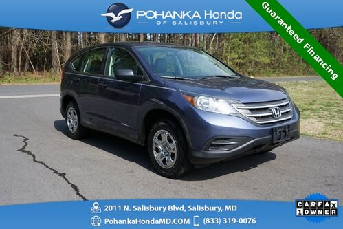 2014_Honda_CR-V_LX * Guaranteed Financing **_ Salisbury MD