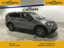 2014_Honda_CR-V_LX AWD *Alloy Rims/ Backup Camera*_ Winnipeg MB