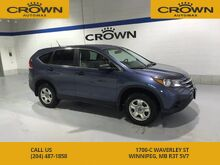 2014_Honda_CR-V_LX AWD *BACKUP CAMERA/ HEATED SEATS/ BLUETOOTH*_ Winnipeg MB
