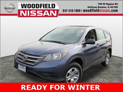 2014_Honda_CR-V_LX_ Hoffman Estates IL