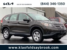 2014_Honda_CR-V_LX_ Old Saybrook CT