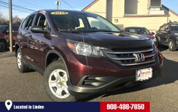 2014_Honda_CR-V_LX_ South Amboy NJ