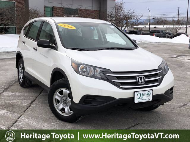 2014 Honda CR-V LX South Burlington VT