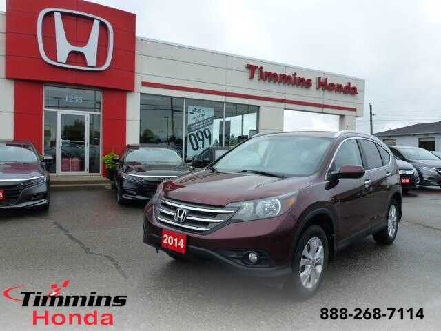 2014 Honda CR-V Touring Timmins ON