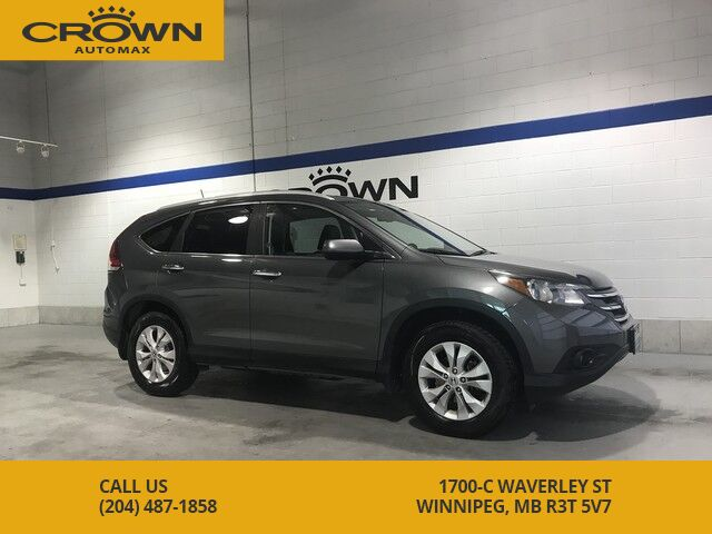 2014 Honda CR V Touring AWD **Remote Starter Included** Heated Leather ...