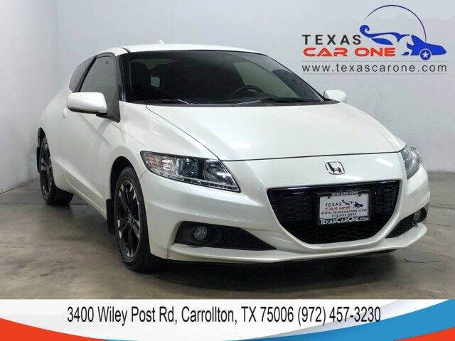 2014 Honda CR-Z EX NAVIGATION AUTOMATIC REAR CAMERA BLUETOOTH AUTOMATIC CLIMATE CONTROL Carrollton TX