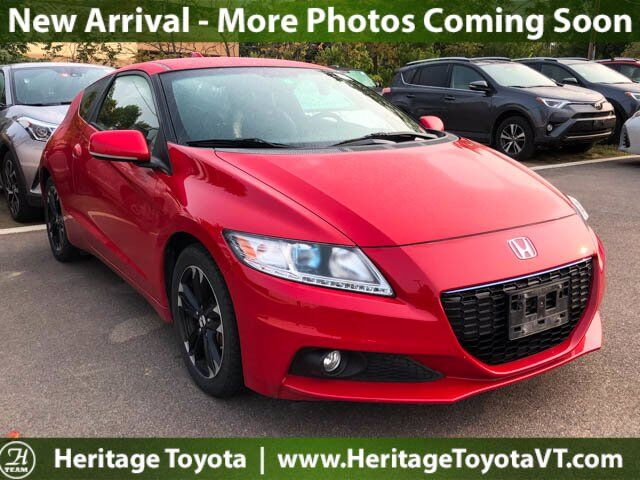 2014 Honda CR-Z EX South Burlington VT