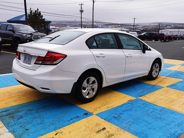 2014 Honda Civic LX Mount Pearl NL