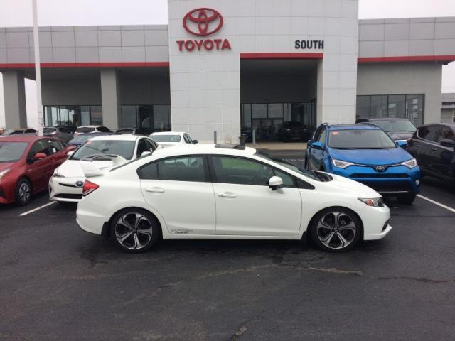 2014 Honda Civic 4dr Man Si Richmond KY