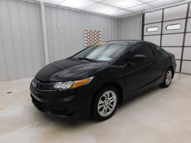 2014 Honda Civic Coupe 2dr CVT LX Manhattan KS