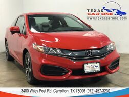 2014_Honda_Civic Coupe_EX AUTOMATIC SUNROOF REAR CAMERA KEYLESS START AUTOMATIC CLIMATE_ Carrollton TX