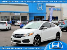 2014_Honda_Civic Coupe_EX_ Phoenix AZ