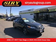 2014_Honda_Civic Coupe_EX_ San Diego CA