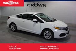 2014_Honda_Civic Coupe_LX/Auto/One owner/lease return_ Winnipeg MB