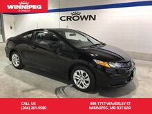 2014_Honda_Civic Coupe_LX Manual_ Winnipeg MB