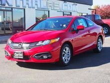 2014_Honda_Civic Coupe_LX_ Murray UT