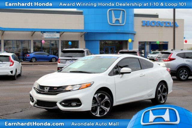 2014 Honda Civic Coupe Si Avondale AZ