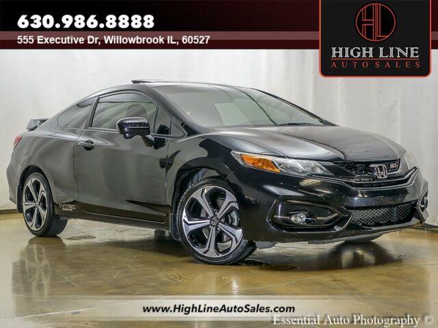 2014 Honda Civic Coupe Si Willowbrook IL