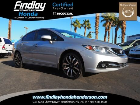 2014 Honda Civic EX-L NAVIGATION Henderson NV